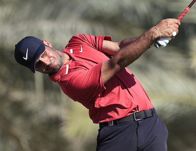 Sharma lands two eagles in second round moves to 3rd place in Spain