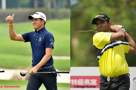 Chiragh best Indian at ninth in Singapore Open; Hamamoto leads