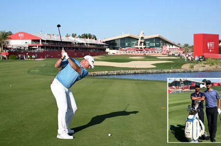 Sharma shoots 69, lies 37th in Abu Dhabi; Westwood takes lead