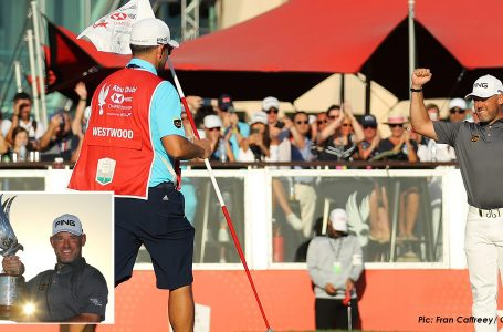Sharma flounders in final round; winner Westwood to celebrate win with sparkling water