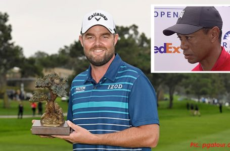 Leishman adds to Aussie wins; Woods stunned by news of Kobe's death