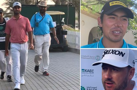 Sharma battles the wind to shoot 68, lies 21st, Green leads in Saudi