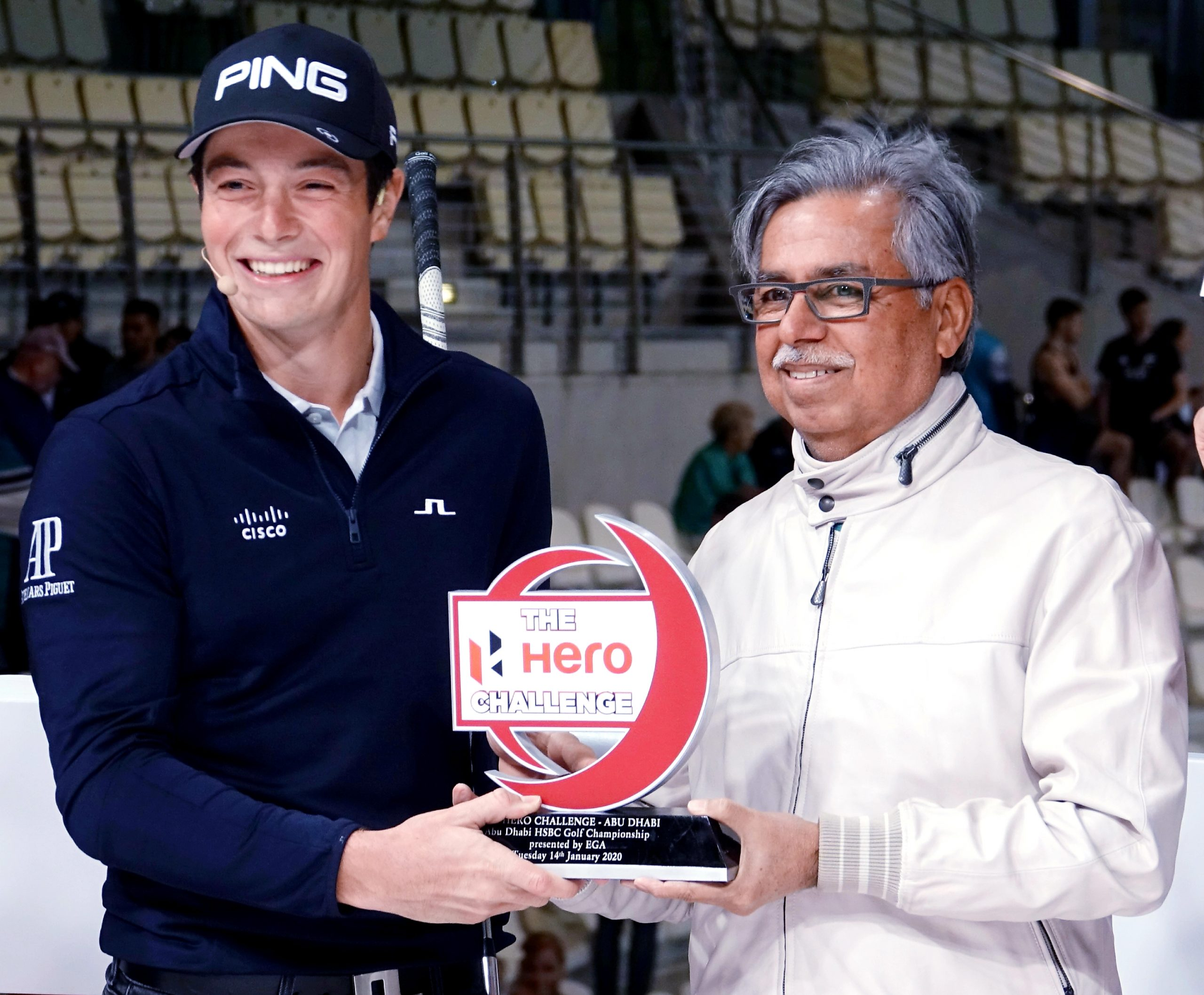 Young Hovland wins Hero Challenge, calls it his first 'pro win'