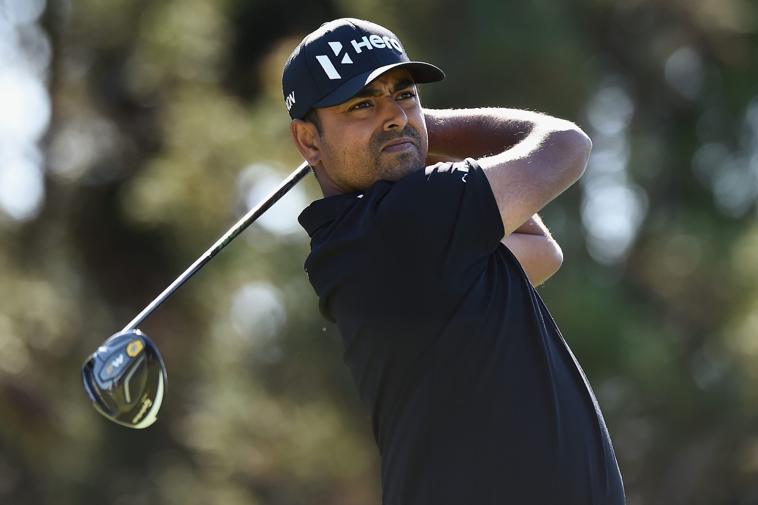 Lahiri shoots two-under 70, as one-handed golfer gets a hole-in-one