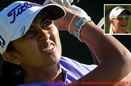 Aditi Ashok misses halfway cut in Boca Raton; Swede Madalene leads