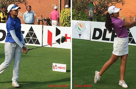 Tvesa, Ananya share lead after first round of second leg in Hero WPGT