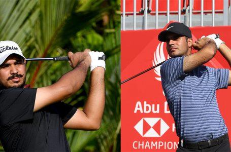 Shubhankar and Bhullar ready for Abu Dhabi Golf