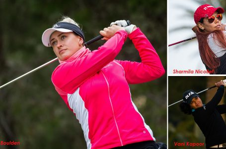 Sharmila, Vani slip in fifth and final round of LET Q-School; Boulden wins
