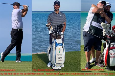 Sharma, Bhullar tee off with world-class field in the final leg of Middle East swing in Saudi
