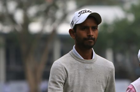 Rashid leads group of 13 Indians at Singapore Open golf