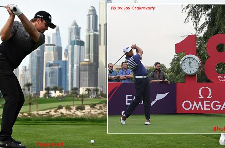 Bhullar makes cut comfortably as Sharma misses; Pepperell leads