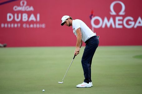 Bhullar hangs in for 73 in tough conditions as Sharma falters; Pieters leads in Dubai