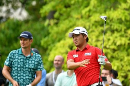 A second Major after 13 years for Richard T. Lee