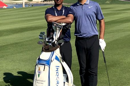 Fitter Sharma aims for consistency; returns to old caddie for new season