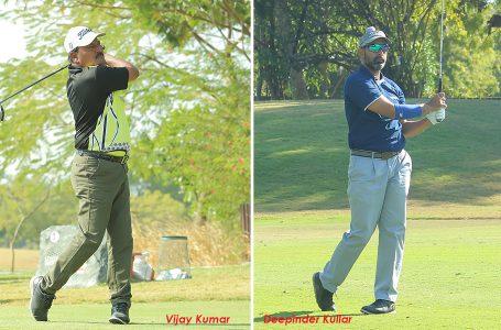 Veteran Vijay Kumar shares lead with Kullar at PGTI Q-School; Kartik third