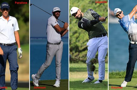 Rd 2 Saudi Int'l – Players Speak – Paratore, Johnson, Laporta and Kaymer