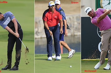 Rd 2 Saudi Intl – Players speak – The top 3 – Perez, Green and McDowell