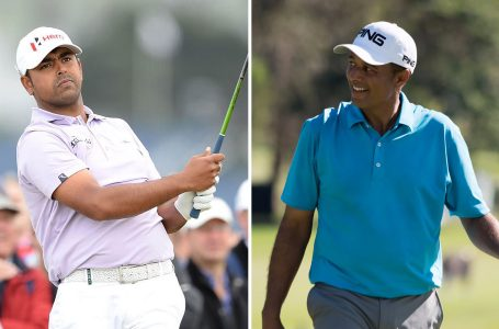 Weak start for Lahiri and Atwal at AT&T Pebble Beach; Taylor leads