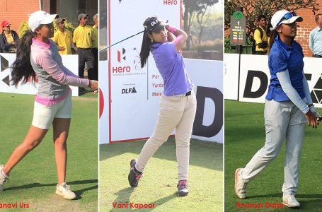Pranavi set for pro debut; Vani looks to regaining form in 3rd leg of Hero WPGT