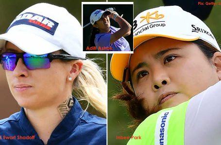 Aditi misses cut; Inbee, Jodi Ewart share lead in Australian Women's Open