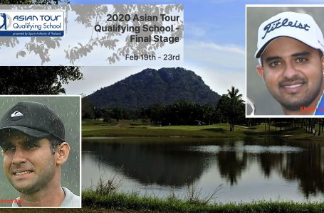Former Asian Tour winners, Khalin and Himmat among 18 Indians at Asian Tour Q-School Final Stage