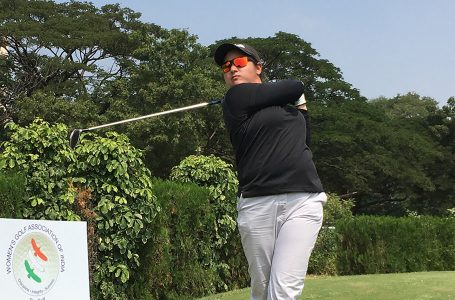 Amandeep takes 2-shot lead as Pranavi endures rough start in 4th leg