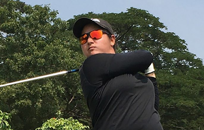 Amandeep Drall tied fifth after first day in France on LETAS Tour