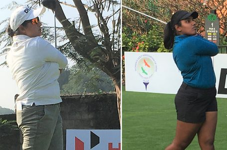 Amandeep keeps two-shot lead; Oviya shoots day's best of 68 in 4th leg