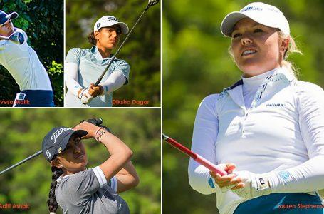 Tvesa, Aditi and Diksha make cut in Australian Ladies Classic