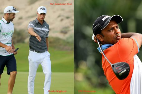 Chawrasia lies 5th in Oman with 68 in Round 1; Sharma, Bhullar way back
