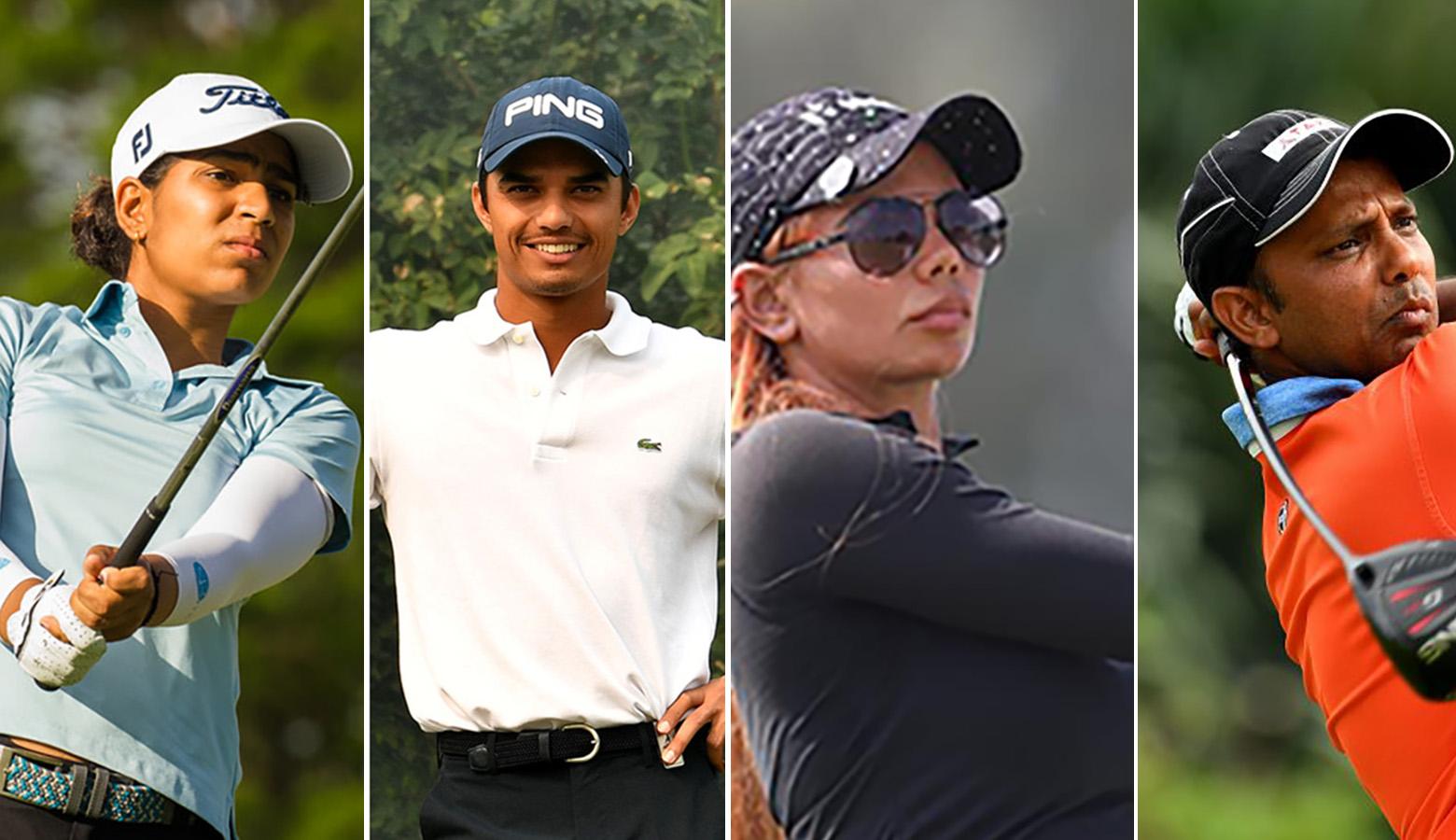 INDIA ROUND-UP: Diksha 2nd in Aust; Sharmila 7th in SA; SSP makes cut