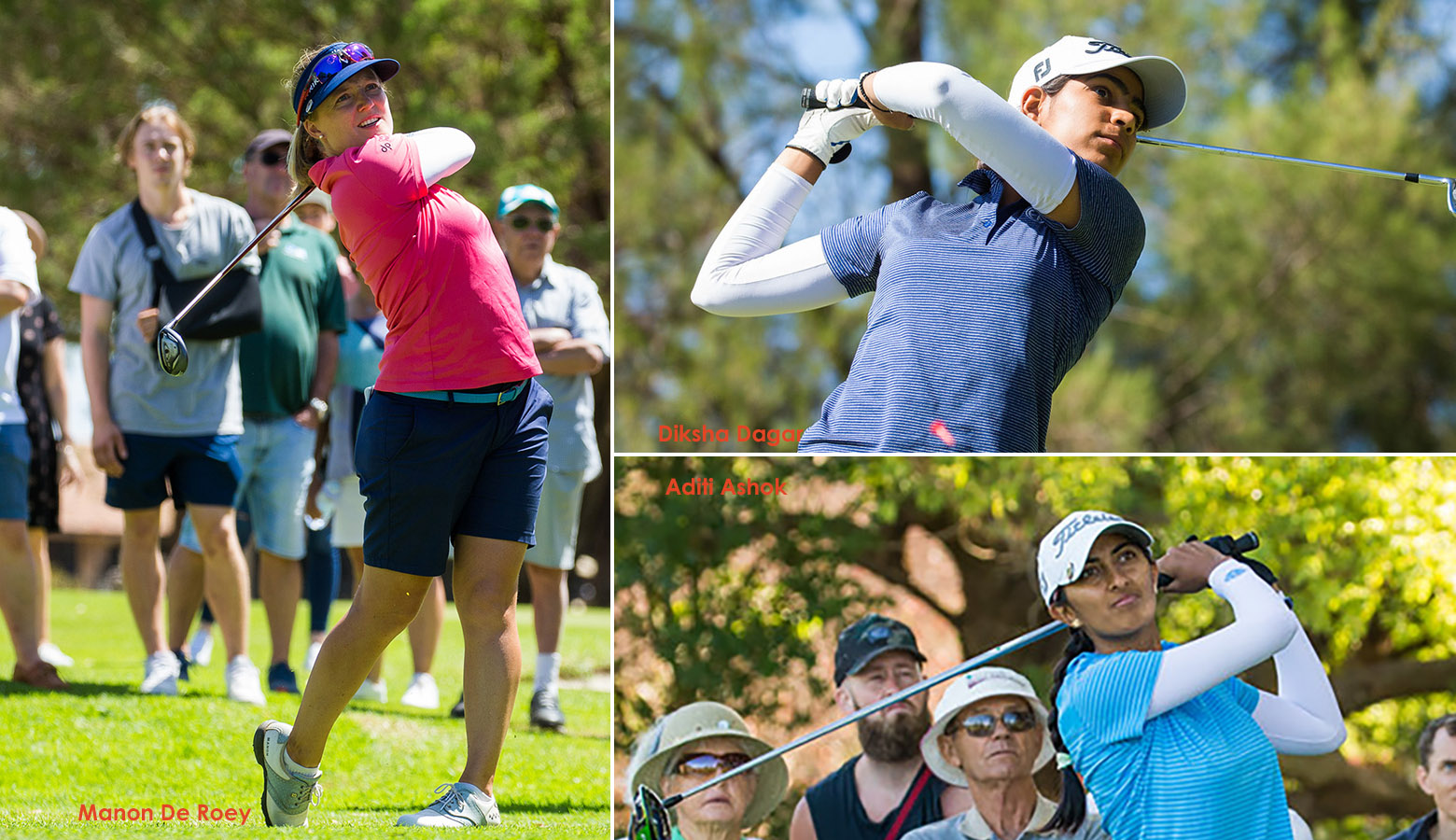 Diksha Dagar is fourth and Aditi eighth in New South Wales Open