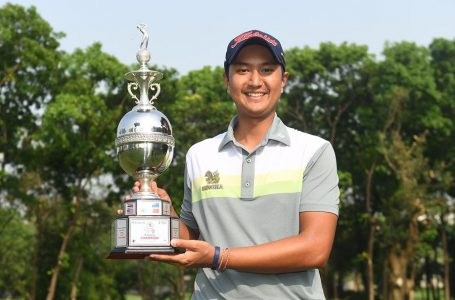 Bangabandhu Cup golf increases prize purse to $400,000