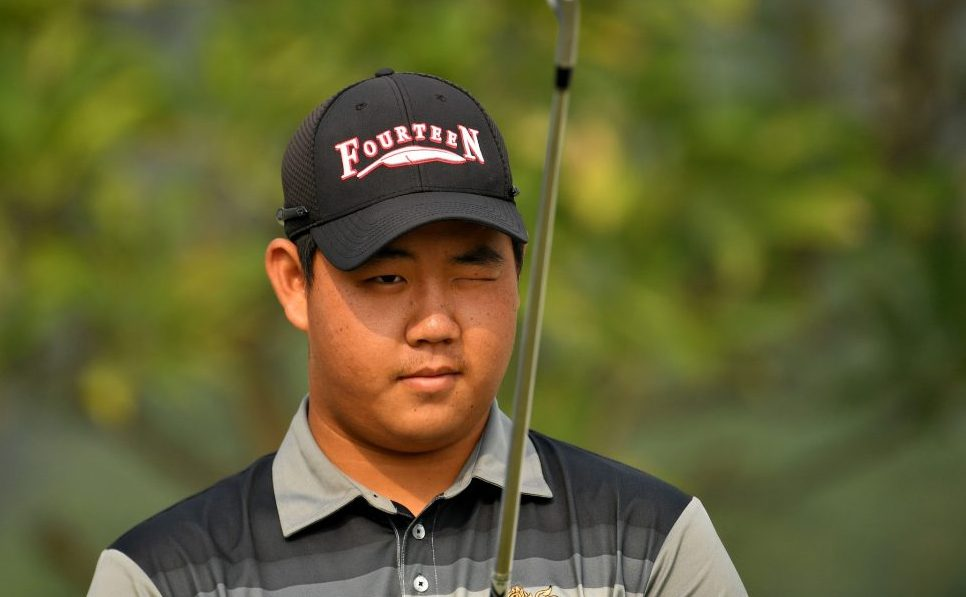 NZ Open: Rd 2: I am trying to learn every day, says Joohyung