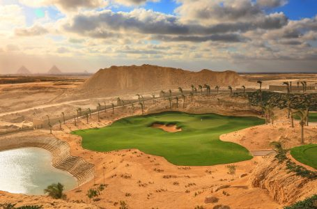 Keyser ready for a fast start at MENA Tour at NEWGIZA course in Cairo