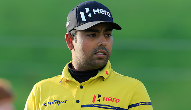 Lahiri off to a great start in Shriners as Korea's Kang takes lead in Vegas
