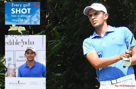 SHOT 2 – Bedi becomes Marathon Man with a shot world golf will remember