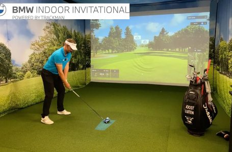 Luiten lands a virtual title with real money; Burmester buys virtual drinks with an ace at BMW-Trackman Inv