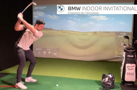 Connor Syme wins BMW Trackman Invitational on Royal Portush