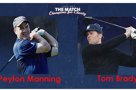 We know Tiger and Phil, but who are Manning and Brady?