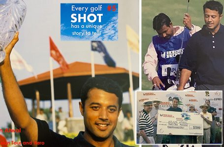 SHOT 5 – The fade that refuses to fade away from Atwal's memory