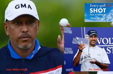 SHOT 11 – That time when Jeev used a lethal six-iron to slay the Valderrama beast