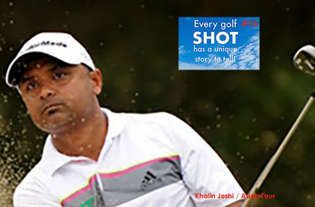 SHOT 13 – Gangjee says his ace on par-4 pales in comparison to 7-Iron in 1997