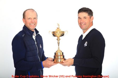 US Ryder Cup captain Stricker to pick half the team; criteria revised