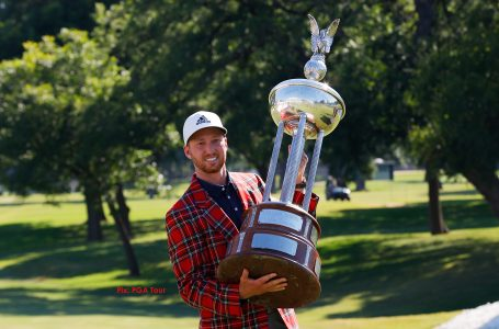Healthy Berger beats Morikawa in play-off as Tour makes a healthy return