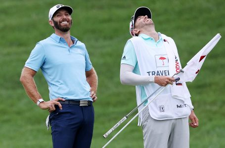 Whether it is a million fans or zero, the pressure is same, says DJ; thrilled to be put alongside Tiger, Jack and Arnie