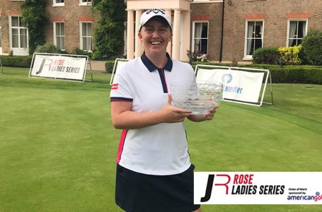 Gemma ends title drought at Rose Ladies series third leg