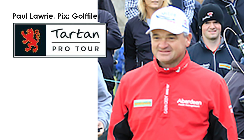 Former Open champ Lawrie throws a lifeline for Scots with Tartan Pro Tour