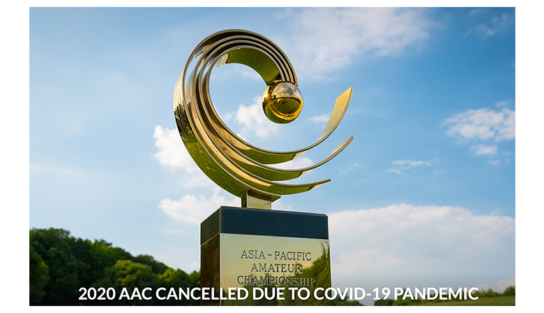 Asia-Pacific Amateur in Australia cancelled, will return in 2021