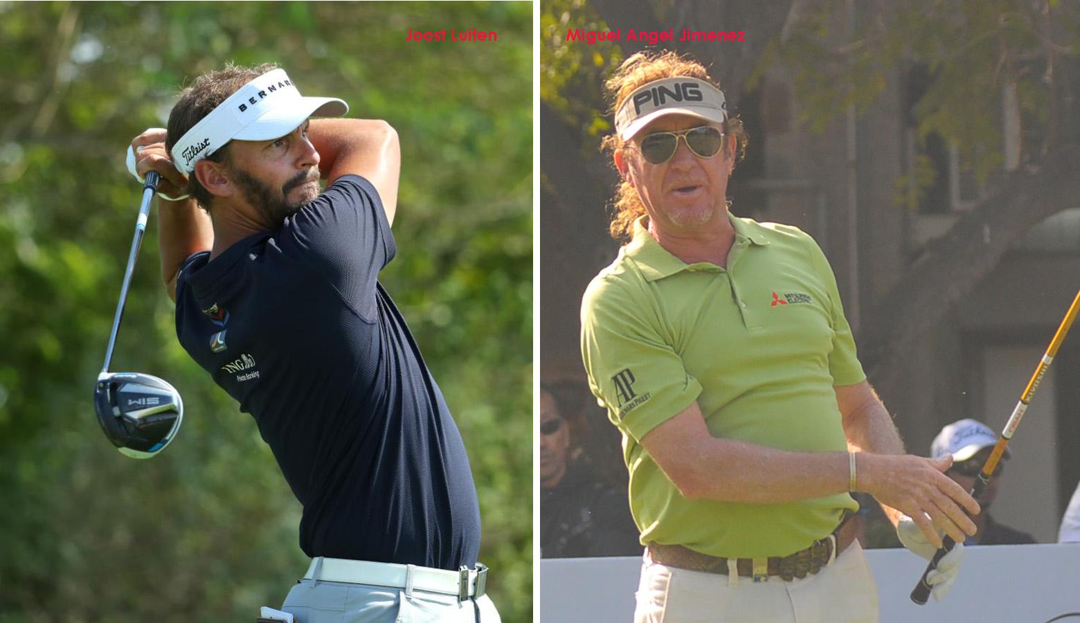 Jimenez visits wife's country, Austria, as European Tour returns to golf